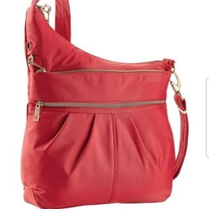 Travelon Anti Theft Signature Crossbody Bag